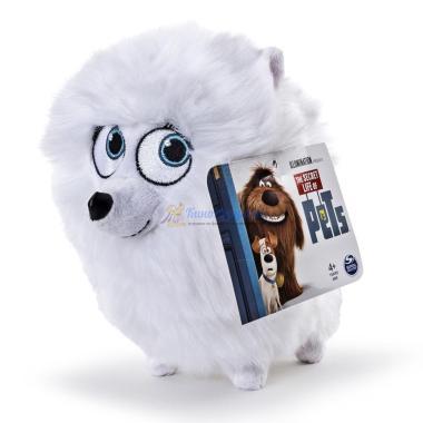 Плюшевая игрушка Гиджет 16 см Тайная Жизнь Домашних Животных Spin Master