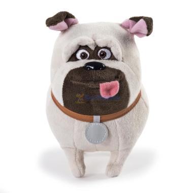 Плюшевая игрушка пес Мэл Тайная Жизнь Домашних Животных