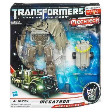 Игрушка Мегатрон MechTech Hasbro Трансформеры 3 Обратная сторона Луны
