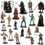 Большой набор фигурок STAR WARS 20 персонажей Disney Store
