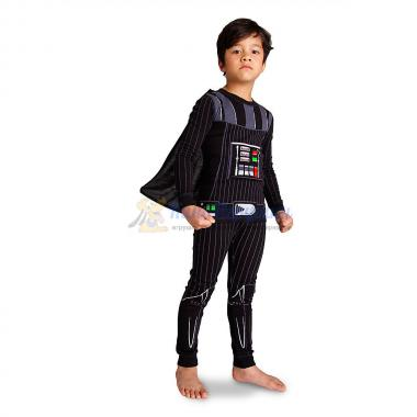 Детская пижама Костюм Дарта Вейдера Star Wars Disney Store
