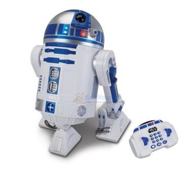 Интерактивный дроид R2-D2 с пультом управления THINKWAY Star Wars