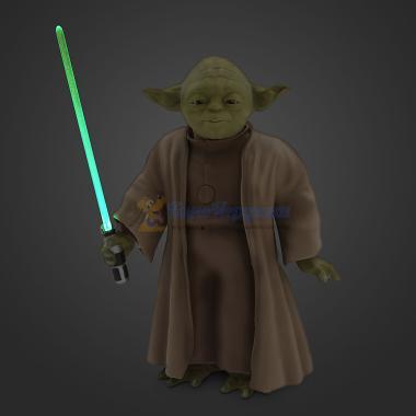Магистр Йода интерактивная фигурка 27 см Disney Store