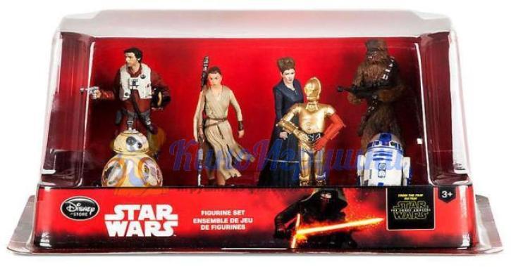 Набор фигурок Звездные войны Пробуждение силы 7 шт Disney Store