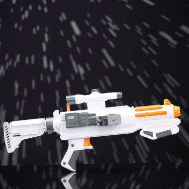 Пневматический Бластер Капитана Фазма Звездные Войны NERF GlowStrike