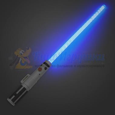 Световой меч Реи Звездные Войны интерактивный Disney